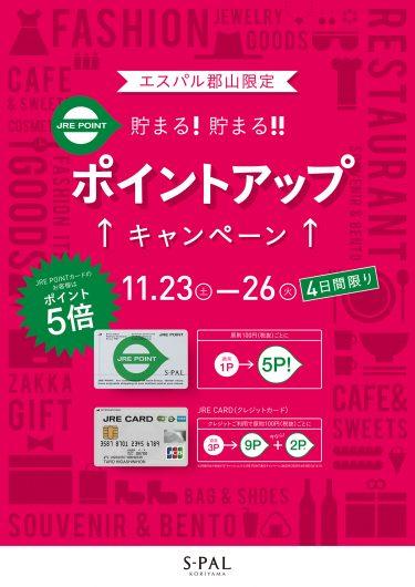 JRE カードポイントアップキャンペーン
