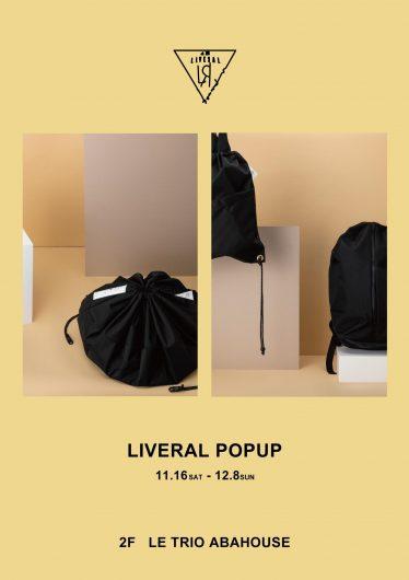 LIVERAL POP UP