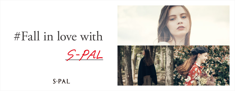 #Fall in love with S-PAL