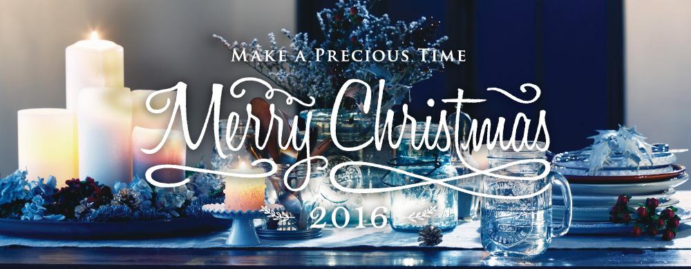 Make a Precious Time Merry Christmas