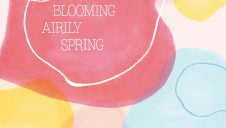 BLOOMING AIRILY SPRING