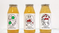 「リンゴリらっぱ」ジュース入荷です!