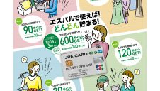 JRE CARDがおトク!