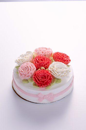 母の日に特別なケーキを!