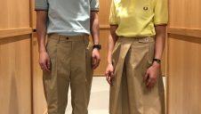 【フレッドペリー】 おすすめのポロシャツ
