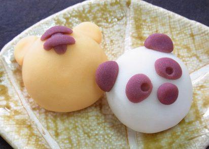 佐藤屋八代目の和菓子職人体験