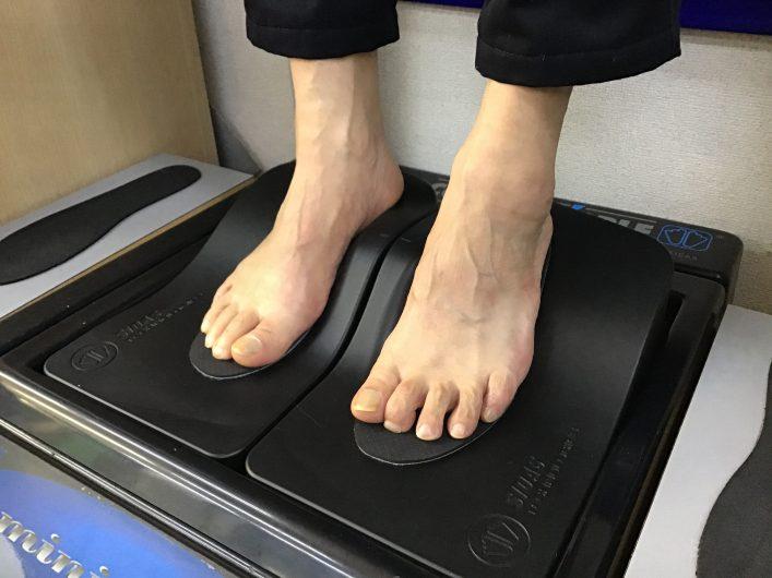 足と靴のお悩み相談会 歩楽人